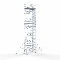 Rolsteiger Compleet 135 x 305 x 14,2 meter werkhoogte