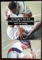 Folder - Peugeot 106 Ace - 1993