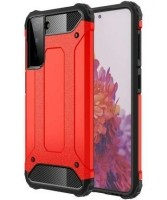 Samsung Galaxy S21 Hoesje Shock Proof Hybride Back Cover Ro…