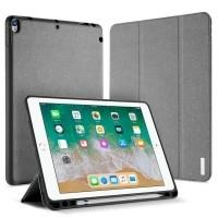 iPad Pro 10.5 (2017) hoes - Dux Ducis Domo Book Case - Grij…