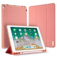 iPad Pro 10.5 (2017) hoes - Dux Ducis Domo Book Case - Roze