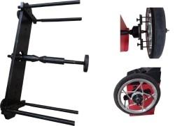 Motorfiets adapter balanceer apparaat