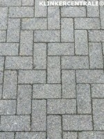 21027 ROOIKORTING 2.000m2 grijs betonklinkers straatstenen…