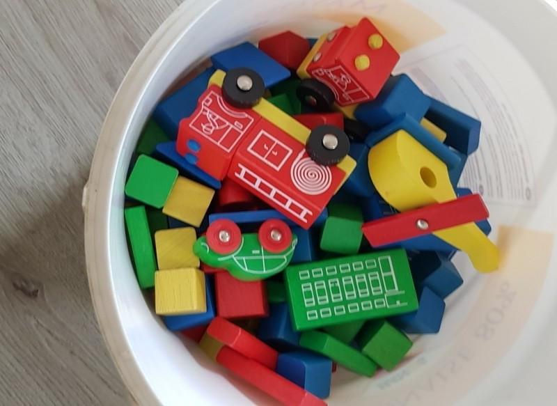 Lego en  Blokken