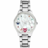 Juicy Couture Silver Women Watches