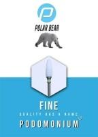 Podomonium Keramische Frees Polar Bear Fine