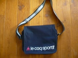 Le Coq Zwarte Sporttas.