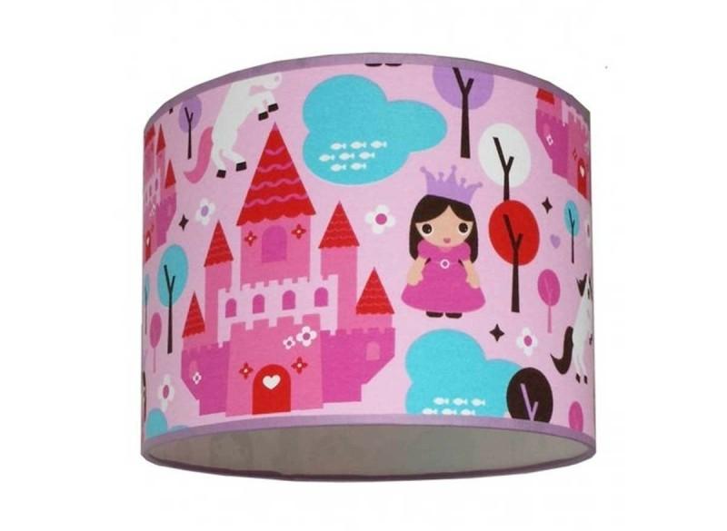 Hanglamp 'Prinsessen' - roze