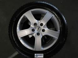 Volvo V40 winterset 16 inch lichtmetaal + Michelin winterba…
