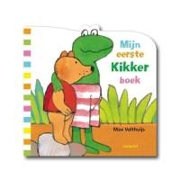 Kikker - Mijn eerste Kikkerboek - Max Velthuijs
