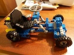 Lego raceauto