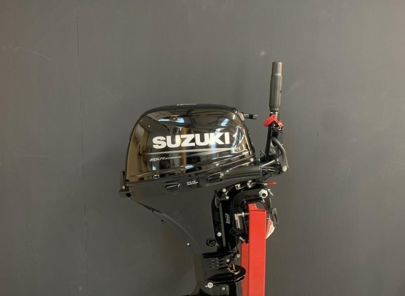 Suzuki 20 PK EFI met garantie. Nr:  9862
