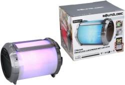 Speaker XL met subwoofer en led-verlichting  Alleen deze we…