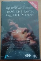 """Mini-serie """"From The Earth To The Moon"""" in nieuwe VHS-box."""