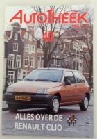Autotheek 40 - Alles over de Renault Clio - 1991