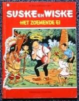 Suske en Wiske stripboeken