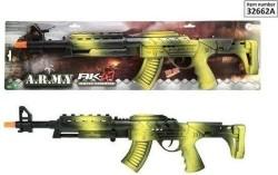 Toi Toys AK47 Geweer zwart/groen