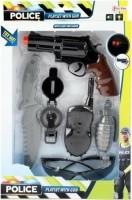 Toi-toys Politieset Met Geweer 6-delig