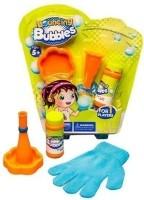 Bellenblaas met handschoen Bouncing Bubbles