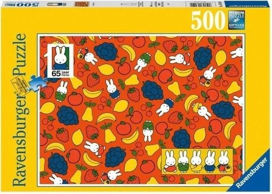 Ravensburger puzzel Nijntje - Legpuzzel - 500 stukjes
