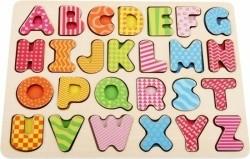 Alphabet Puzzel - vanaf 24 Maanden - 100% FSC