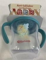 Efteling - Anti Lekbeker met handvaten - BPA Vrij - 6+ Maan…