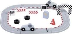 Houten Racecircuit - vanaf 24 Maanden - met 2 Auto's - 19 d…