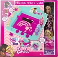 Barbie fashion print studio