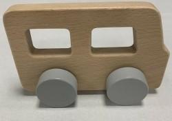 Playing Kids - Houten Auto Busje - vanaf 18 maanden - lengt…