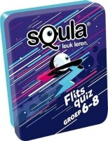 Squla Flits Quiz - groep 6-8 - Het supersnelle kennisspel -…