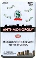Anti-monopoly Spel, het vastgoed spel