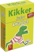 Kikker Junior Weetjes Kwartet - Kaartspel