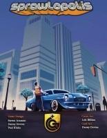 Quined Games - Sprawlopolis mini game - spelers 1-4