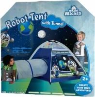 Micasa - Robot Tent met tunnel - Maak je eigen avontuur