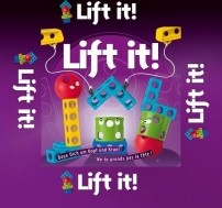 Game Factory Lift it Spel