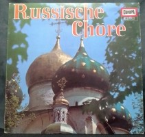 LP Russ.religieus koor, jr '70,A. Gavanski, zgan,Europa 321
