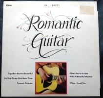 LP Paul Brett,romantische gitaar,zgan,K-Tel – ONE 1079,198…