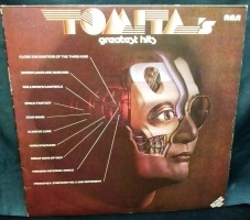 LP Isao Tomita,Greatest Hits,RCA Victor- PL 43076,zgan,1979