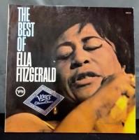 LP Ella Fitzgerald,Best of,MGM/Verve Records-2332 051,1964