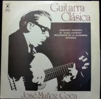 LP José.M. Coca,klass.gitaar.1976, Diplo DRLK 5004,E(p),zga…