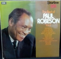 Lp Paul Robeson,The best of volume 2,GB(p)1972,zgst,SRS5127