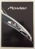Folder/brochure - FORD Mondeo - 1993