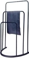 Handdoekenrek metaal - zwart  Alleen deze week 10% extra ko…