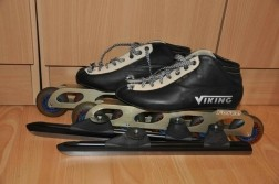 Viking I (spec.ijzers) mt. 39 - skeelers - slijpbank