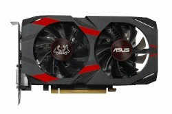 VGA Asus GeForce GTX 1050 Ti 4 GB GDDR5