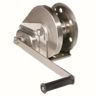 Handlier BHW 660 KG type RVS