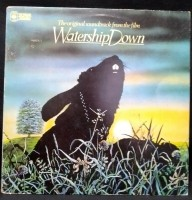 LP soundtrack Watership Down,NL(p),1978,Label:CBS 70161, gs…