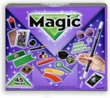 Goocheldoos Magic Paars