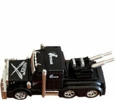 Mini- vrachtwagen/sleepwagen- met rc afstandsbedieningen -…