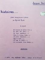 histoire alt sax + piano